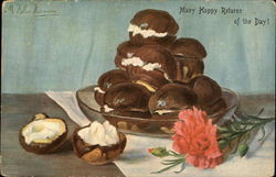 Many Happy Returns of the Day - Chocolate Profiteroles