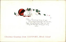 Christmas Greetings from Newport, Rhode Island