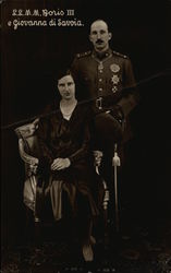 Boris III of Bulgaria and Queen Giovanna