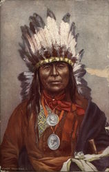 Indian Chiefs - Iron Owl