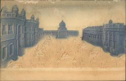 View From Pier, Jamestown Exposition, 1907