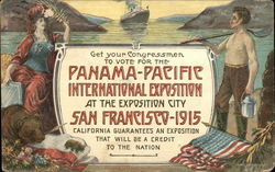 Vote for Panama-Pacific International Exposition