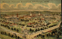 Scottish National Exhibition Edinburgh, 1908