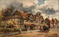 Shaekspeare's Birthplace Stratford-on-Avon