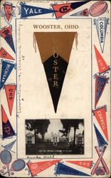 The College of Wooster Pennant