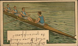 Columbia University Men's Rowing Team
