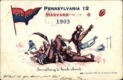 Rare University of Pennsylvania Football