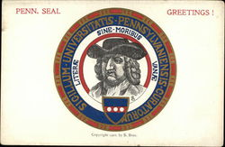 University of Pennsylvania Seal & Motto