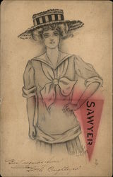 Sawyer College Girl