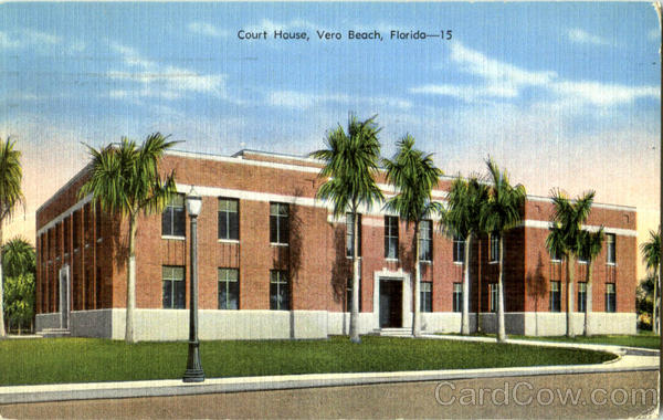 Court House Vero Beach Florida