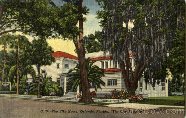 The Elks Home Orlando Florida
