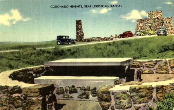 Coronado Heights Lindsborg Ks