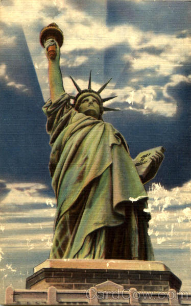 The Statue Of Liberty Patriotic