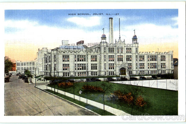 High School Joliet Illinois