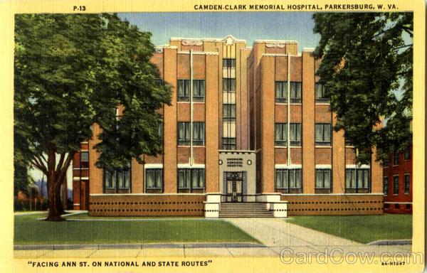 Camden-Clark Memorial Hospital - Parkersburg, West Virginia