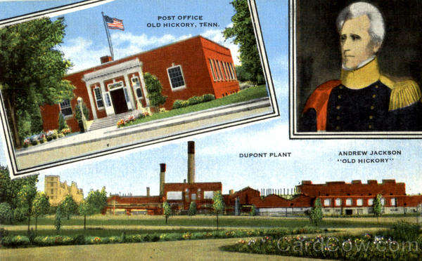 Post Office Old Hickory Tennessee