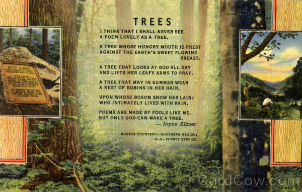 Trees Poems