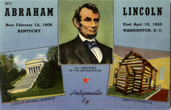 Abraham Lincoln National Historical Park Hadgenville Kentucky
