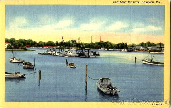 Sea Food Industry Hampton Virginia