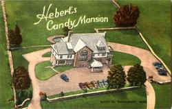 Hebert's Candy Mansion, Route 20