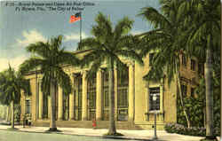 Royal Palm And Open Air Post Office