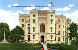 Old Louisiana Stat Capitol
