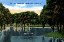 The Lake, Shrine Park