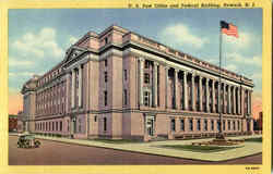 U. S. Post Office And Federal Building