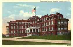 Jamestown General Hospital