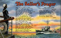 The Sailor's Prayer