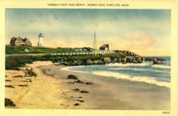 Nobska Light And Beach, Woods Hole