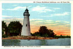 Famous Marblehead Lighthouse
