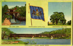 Pennsylvania's Longest Covered Bridge