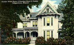 Summer White House Of President Harry S. Truman