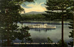 Famous Steamer Mount Washington