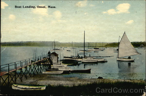 Boat Landing Onset Massachusetts