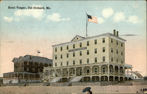 Hotel Vesper Old Orchard Beach Maine