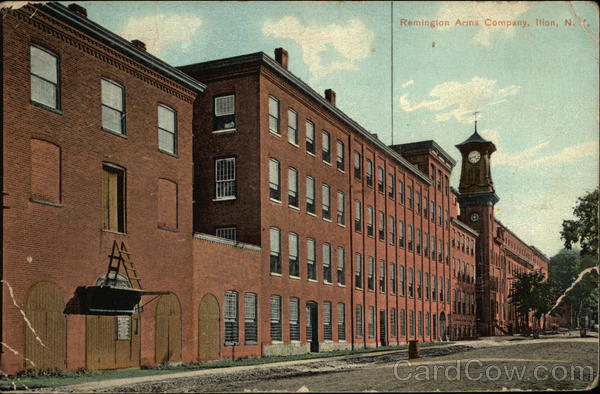 Remington Arms Company Ilion New York
