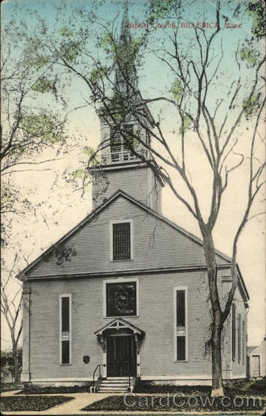 Baptist Church Billerica Massachusetts