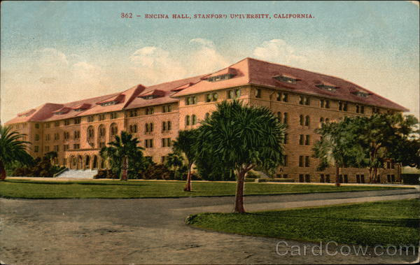 Encina Hall, Stanford University California