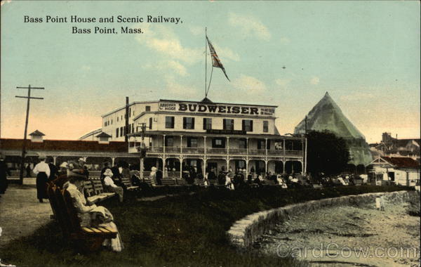 Bass Point House and Scenic Railway Massachusetts