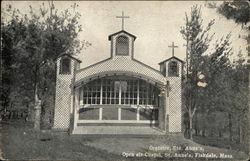 Open Air Chapel, St. Anne's