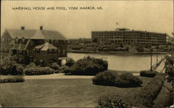 Marshall House and Pool