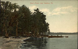 Marr's Point, Lake Sabattus
