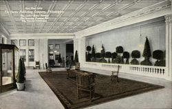 First Floor Lobby, The Curtis Publishing Company
