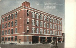 Coal and Paper Storehouse, The Curtis Publishing Company