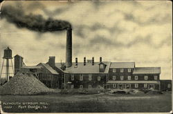 Plymouth Gypsum Mill