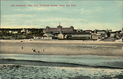 Old Orchard House from the Pier