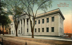 Registry of Deeds and Probate Court House