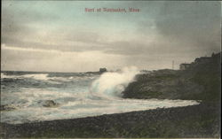 Surf at Nantasket